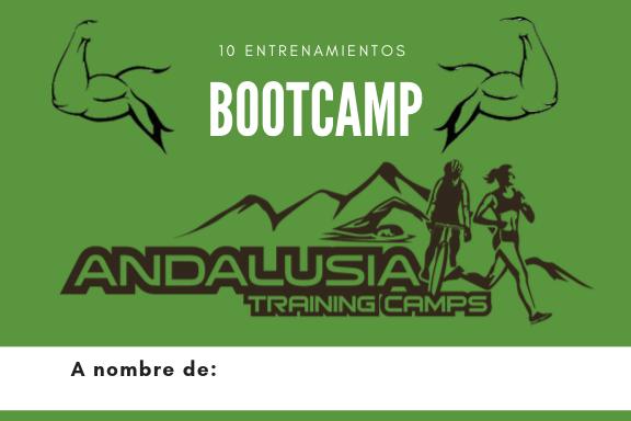 cheque regalo bootcamp